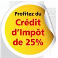 Credit D Impot Autocollant